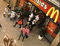 McDonad's glue London picked for online task