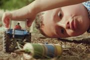 "McDonald's: ""little farmers"" campaign"