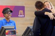 McDonald's: Super Bowl push launches 'Pay with Lovin' promotion