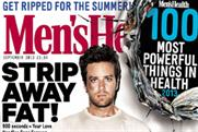 Men's Health: title still outperforms its rivals in the paid-for market