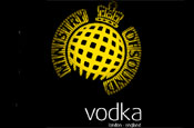 Ministry of Sound Vodka: website launch