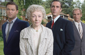 Miss Marple: hit on ITV
