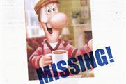 Tetley: runs 'find Sydney' campaign