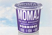 Moma: breakfast food brand appoints The Red Brick Road and The Village Communications