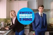 Moneysupermarket.com launches energy saving TV spot