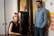 Hynes, Jordan Bambach and Emmel: partners at Mr President