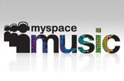 MySpace Music: deals with major labels