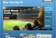 New York City Football Club: appoints Droga5