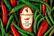 Nando's Peri Peri sauce: taster