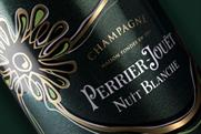 Nuit Blanche, the 'seductive' new champagne from Perrier Jouët