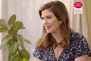 Amanda Lamb: stars in Post Office campaign