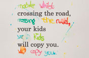 Road Safety: targeting parents