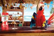 Parrot Bay: ad banned for potentially appealing to children
