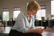 Mobile marketing: revenues reached £500 million in 2012 and are expected to increase further