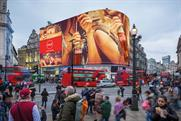 Brands offered chance to take over Piccadilly Lights
