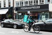 Pizza Express becomes Deliveroo's biggest partner brand
