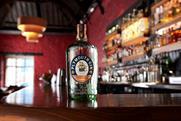 Plymouth Gin: hires AnalogFolk