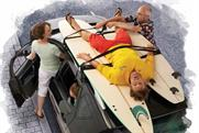 RNLI: launches You Don't Need To Pack The Lifeguard drive