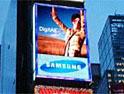Samsung: Times Square billboard