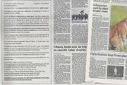 Jimmy Savile: newspaper ads urge TV presenter's victims to claim compensation