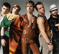 Scissor Sisters: signed to Universal