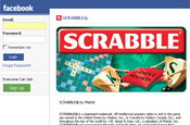 Mattel: launches Scrabble on Facebook