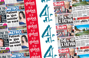 Media Industry: hit hard by economic climate