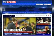 Sky Sports: Champions League clips to be posted on Twitter and Facebook