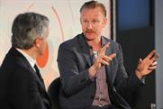 Morgan Spurlock: in session at Advertising Week Europe