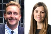 Starcom Mediavest Group promotes Eva Grimmett and Rob Hocknell