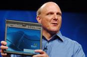 Ballmer: Microsoft boss