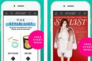 Can tablet apps ever work for glossy magazines?