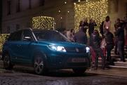 Suzuki signs £2m deal with ITV to push Vitara