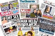 NRS Padd: Mail titles most read newsbrand