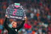 TAG Heuer appoints Pitch to promote new Premier League partnership