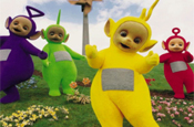 Teletubbies: big in China