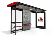 JCDecaux begins 'world's biggest' rollout of digital screens on London bus shelters