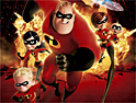 'The Incredibles': internet drive