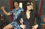 The MIghty Boosh: Baby Cow production