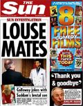 The Sun: cover price cut nationwide