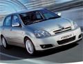 Corolla: European review called