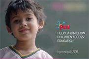 New Unilever campaign tells the story of how its brands are building a better world