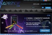 Vapestick: hands media task to Arena