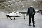 Spaceship and spacesuit: Virgin Galactic and Adidas's Y-3 collaboration