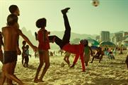 Visa Europe: Usain Bolt stars in financial services group's World Cup TV campaign