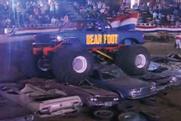 History of advertising: No 154: Volvo's Bear Foot monster truck