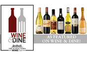 Wine & Dine: to educate visitors on wine choice