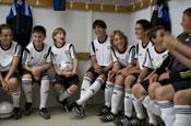 David Beckham and Jose Mourinho coach local teams in Adidas' Euro 2008 campaign