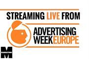 Marketing @ Ad Week Europe