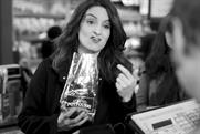 Tina Fey munches on pot pourri in humorous American Express TV spot